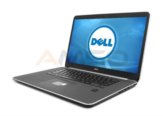 "Notebook Dell XPS 15 15,6""UHDtouch/i7-4712HQ/16GB/512GB SSD/GT750M-2GB/W81"