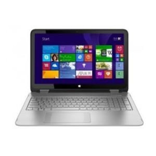 "Notebook HP Envy x360 15-u210nw FHD 15,6""/i5-5200U/4GB/1TB/IHG/W8.1 Touch"