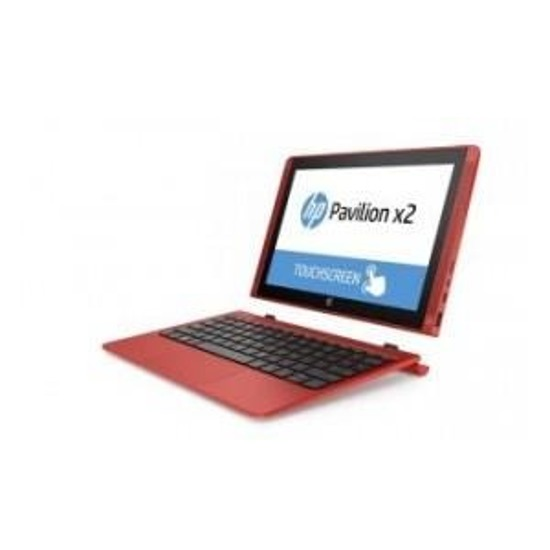 "Notebook HP Pavilion x2 10-n020nw Touch 10,1"" /Z3736F/2GB/64GB SSD/IHD/W8.1"