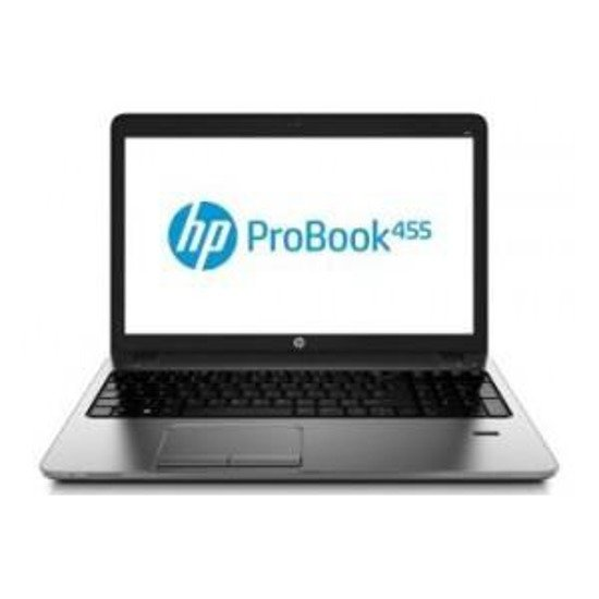 "Notebook HP ProBook 455 15,6""/A8-7100/4GB/500GB/M255DX-2GB/DOS + bag"