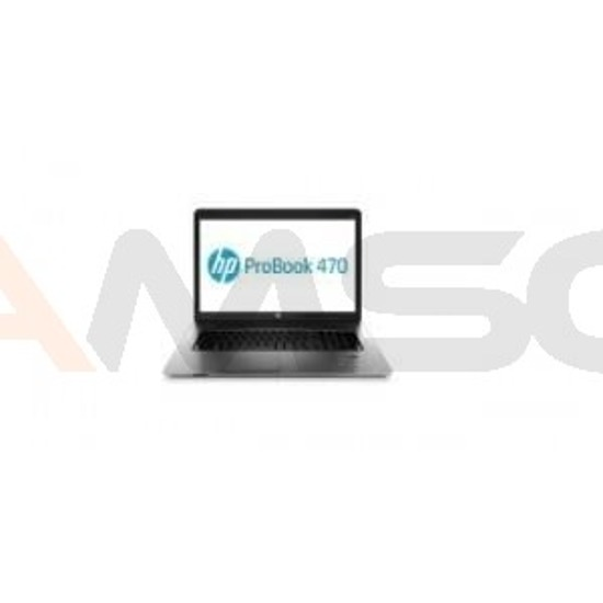 "Notebook HP ProBook 470 G2 17,3""HD+/i7-5500U/8GB/1TB/R5 M255-2GB/7PR10PR"