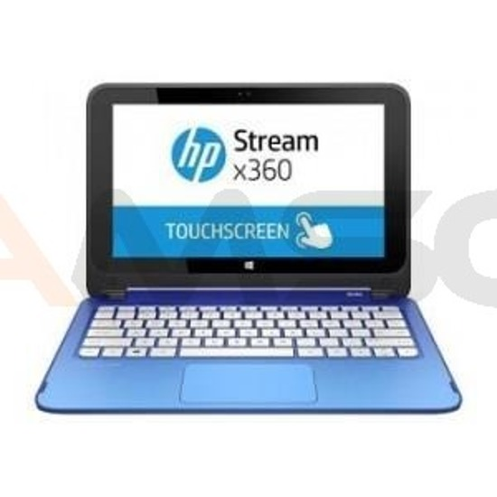 "Notebook HP Stream 13,3"" /N2840/2GB/32GB SSD/IHD/3G/W81 niebieski"
