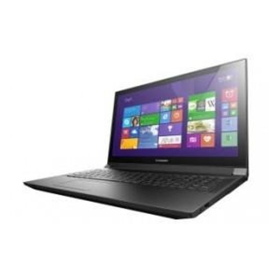 "Notebook Lenovo IdeaPad B50-30 15,6""matt/N2840/2GB/320/iHDG/W81 black"