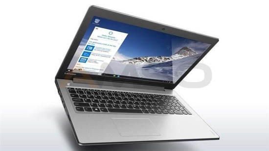 "Notebook Lenovo Ideapad 310-15 15,6""HD/i3-6100U/4GB/500GB/iHD520/W10 srebrny"