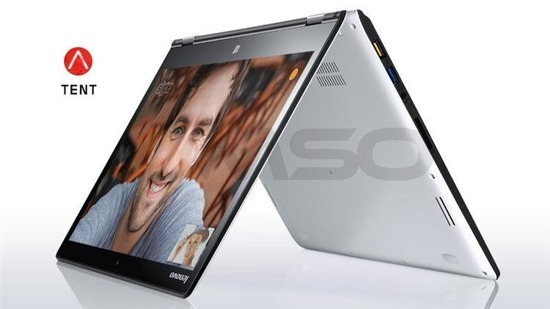 "Notebook Lenovo Yoga 700-14 14""FHD touch/i7-6500U/8GB/SSD256GB/iHD520/W10 white"