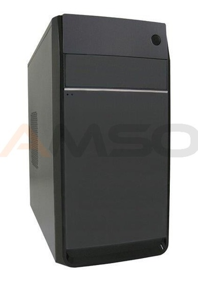 Obudowa LC-POWER 2007MB Micro-ATX 2x USB 3.0 Black