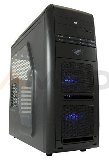Obudowa LC-POWER Gaming-975B Air ATX Midi USB3.0 hot-sw okno