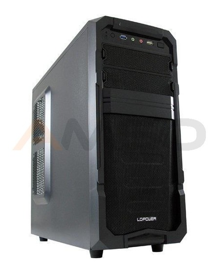 Obudowa LC-POWER Pro-928B ATX Midi USB3.0 Black