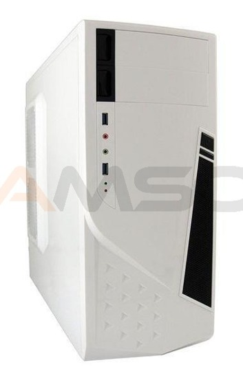 Obudowa LC-POWER Pro-935W White Arrow ATX Midi USB 3.0 White
