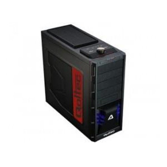 Obudowa Qoltec Destroyer ATX Big 3xUSB we12,Bl
