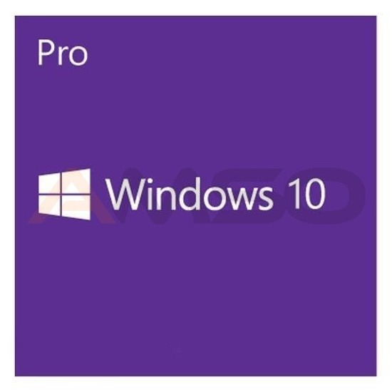 Oprogramowanie Windows 10 Pro 10 64Bit English International OEM
