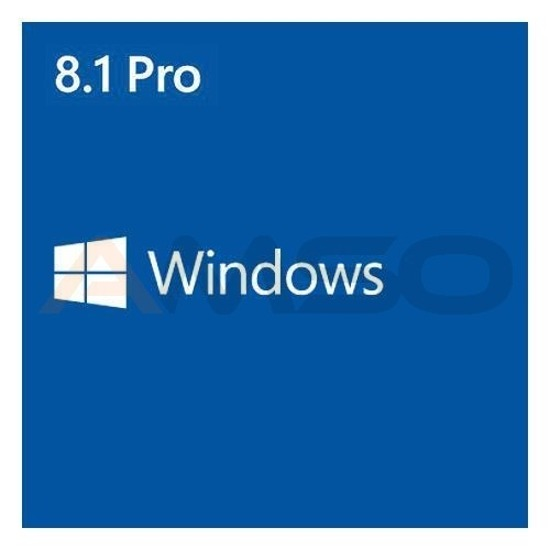 Oprogramowanie Windows 8.1 Professional 32Bit ENGLISH 1-pack OEM
