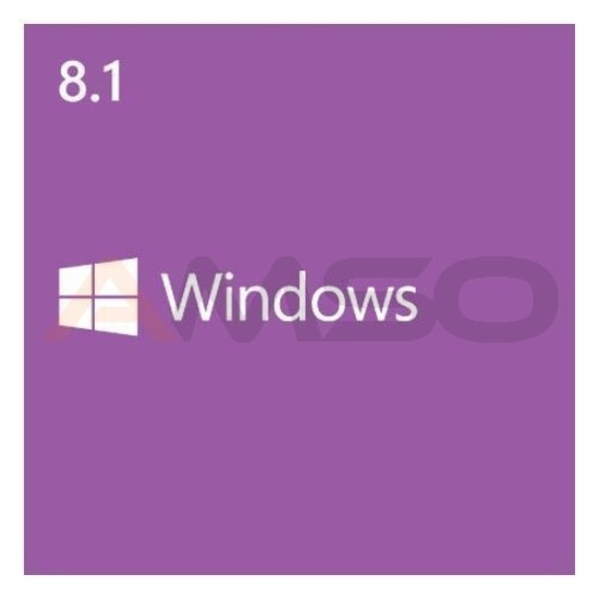 Oprogramowanie Windows 8.1 SP1 32/64 POLISH 1-pack Medialess OEM