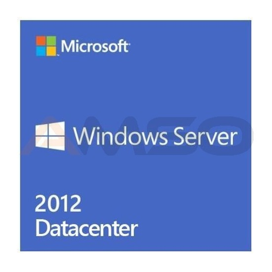 Oprogramowanie Windows Server 2012 Datacenter x64 POLISH OEM 2 CPU