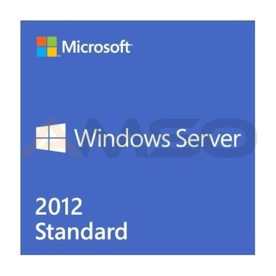 Oprogramowanie Windows Server 2012 R2 Standard x64 2CPU/2VM French OEM