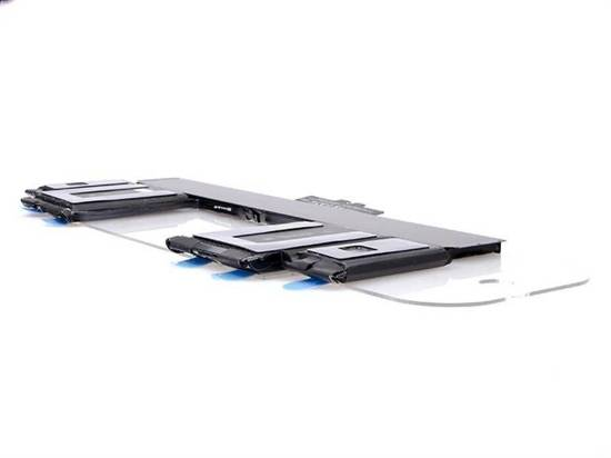 "Oryginalna Regenerowana bateria Apple A1437 do laptopów MacBook Pro 13"" A1425"