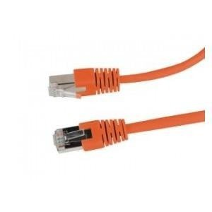 PATCH CORD KAT.5E !! FTP !! 1M ORANGE GEMBIRD