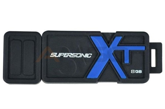 PENDRIVE PATRIOT SUPERSONIC XT BOOST 8GB USB3.0