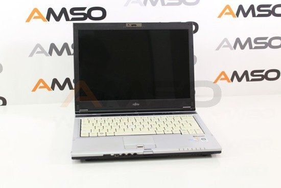 PRZECENIONY Fujitsu S6420 C2D P8700 4GB 160GB  Windows 7 Home L7
