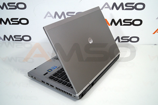 PRZECENIONY HP ELITEBOOK 8460p i5-2520M 4GB 120GB SSD Windows 10 Professional L19x