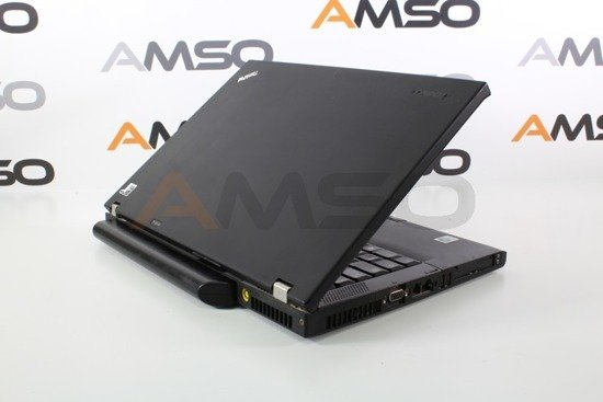 PRZECENIONY Lenovo T400 C2D P8600 4GB 160GB Windows 7 Home Premium L9C