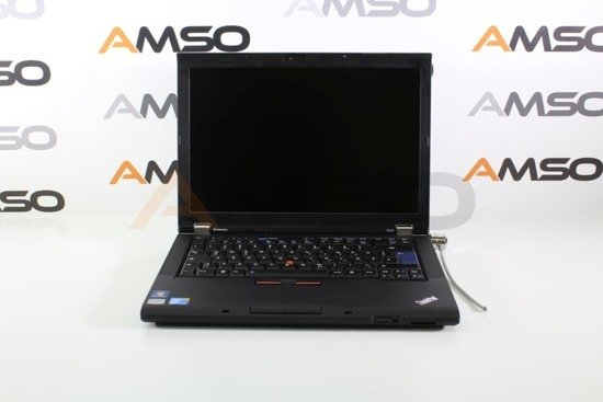 PRZECENIONY Lenovo T410 i5-560m 2,66 4GB 250GB Windows 7 Home PL L13e