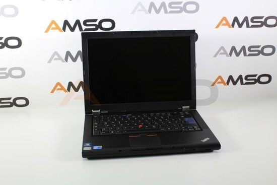 PRZECENIONY Lenovo T410 i5-560m 2,66 4GB 250GB Windows 7 Home PL R4