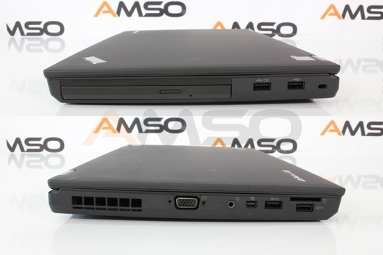 PRZECENIONY Lenovo T440p i5-4300M 8GB 500GB DVD RW Windows 10 Home L8