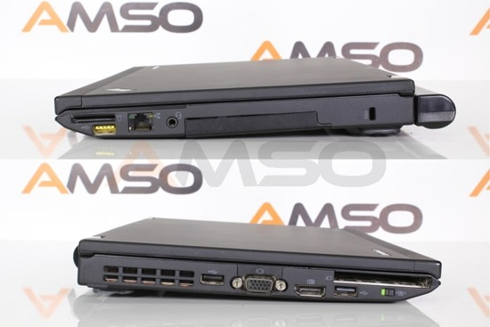 "PRZECENIONY Lenovo X220i 12"" i3-2350M 4GB 120GB SSD Windows 10 Home L20"