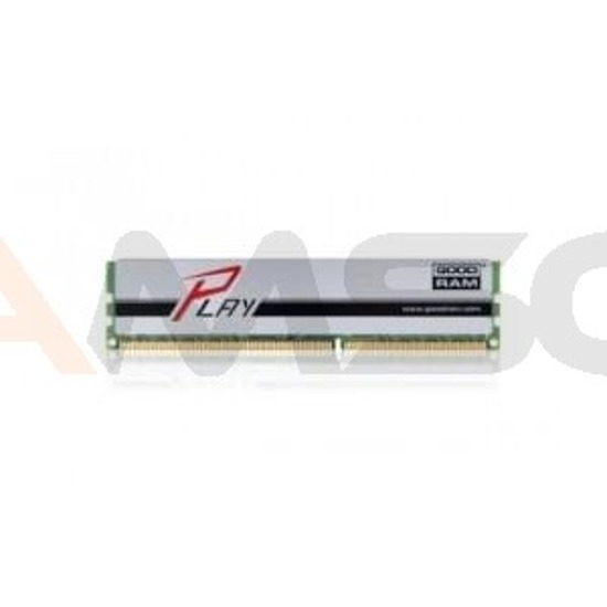 Pamięć DDR3 GOODRAM PLAY 4GB/1600MHz 9-9-9-28 1,65V SILVER