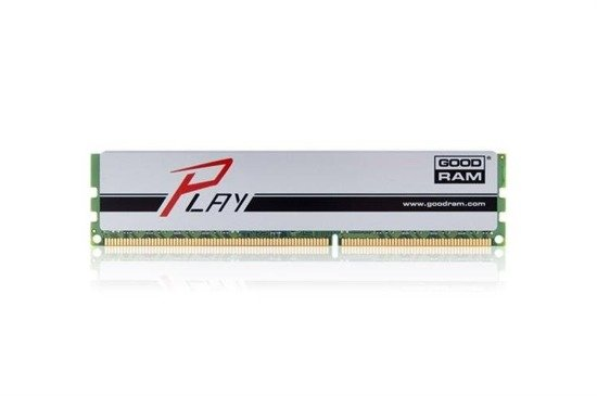Pamięć DDR3 GOODRAM PLAY 4GB 1600MHz 9-9-9-28 512x8 Silver