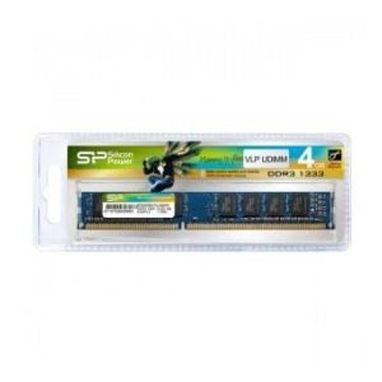 Pamięć DDR3 SILICON POWER 4GB 1333MHz (512*8) 8chips – CL9