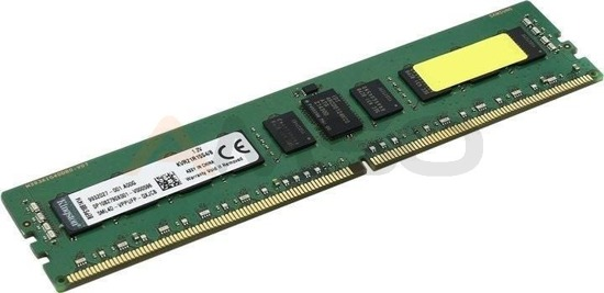 Pamięć DDR4 Kingston 8GB 2133MHz PC4-17000 ECC Registered CL15 1.2V
