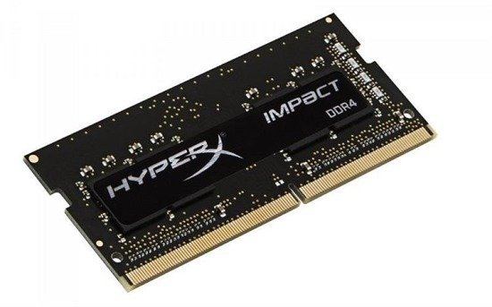 Pamięć DDR4 Kingston SODIMM HyperX IMPACT 4GB 2400MHz CL14 1Rx8