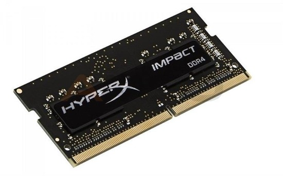Pamięć DDR4 Kingston SODIMM HyperX IMPACT 8GB 2400MHz CL14 2Rx8