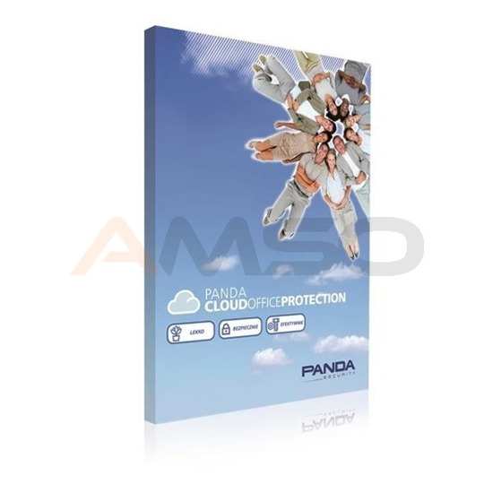 Panda Cloud Office Protection - 5PC/12M BOX