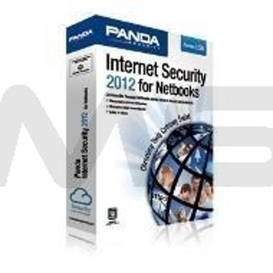 Panda Internet Security for Netbooks 2012 1PC/12M BOX