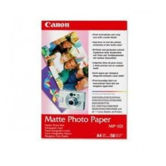 Papier Canon MP101 Photo Matte 170g, A4, 50ark