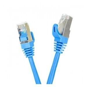 Patchcord FTP cat.5e 1m START.LAN niebieski