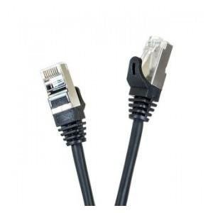 Patchcord FTP cat.5e 2m START.LAN czarny