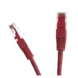 Patchcord UTP cat.6 3m START.LAN czerwony