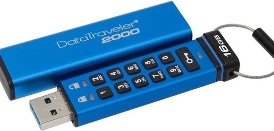 Pendrive KINGSTON DataTraveler 2000 16GB USB 3.0/3.1