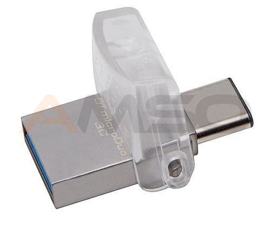 Pendrive KINGSTON DataTraveler MicroDuo 3C 16GB USB 3.0/3.1 + Type-C