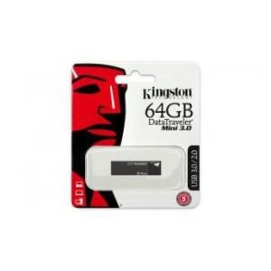 Pendrive KINGSTON DataTraveler Mini 3.0 64GB USB 3.0