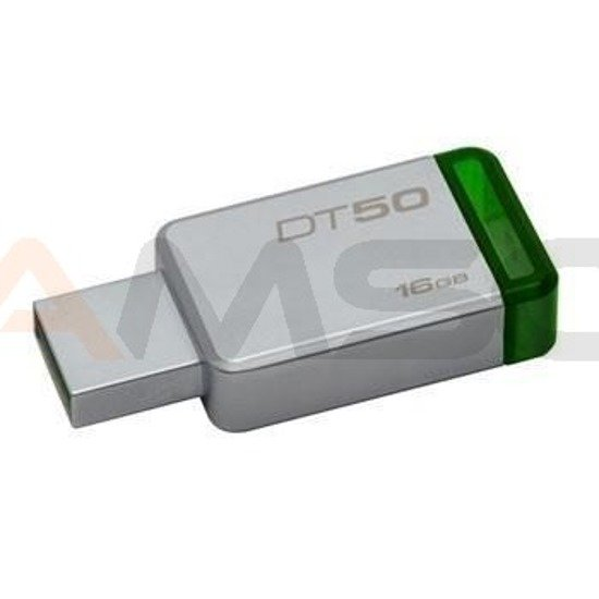 Pendrive Kingston Data Traveler 50 16GB USB 3.0 aluminiowy DT50/16GB