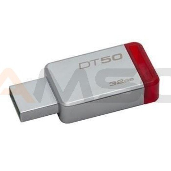 Pendrive Kingston Data Traveler 50 32GB USB 3.0 aluminiowy DT50/32GB