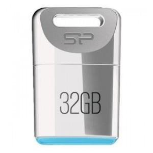Pendrive Silicon Power 32GB USB 2.0 Touch T06 White