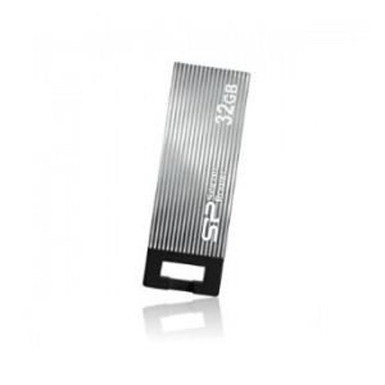 Pendrive Silicon Power 4GB 2.0 Touch 835 Iron Gray