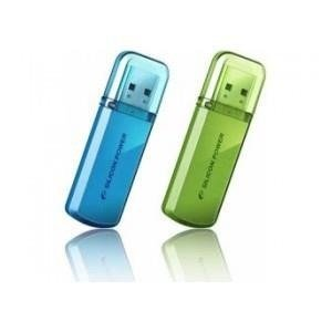 Pendrive Silicon Power 8GB Helios 101 Apple Green