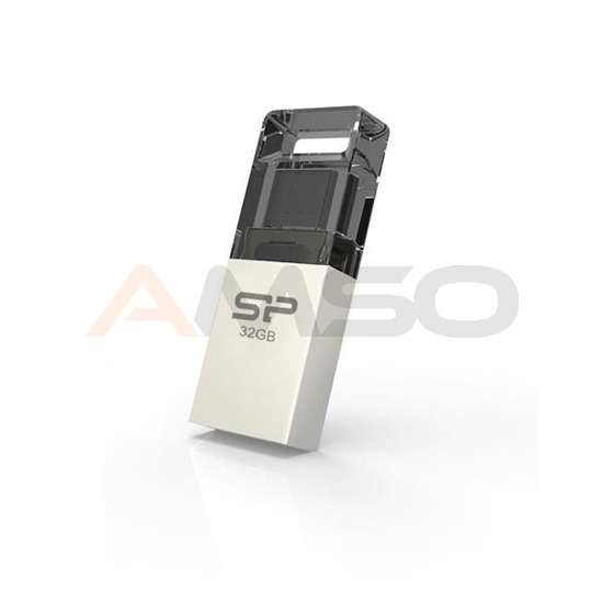 Pendrive Silicon Power OTG X10 USB 2.0 16GB
